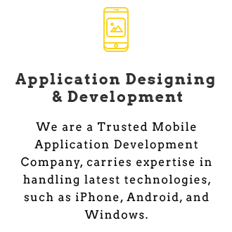 application designing & development