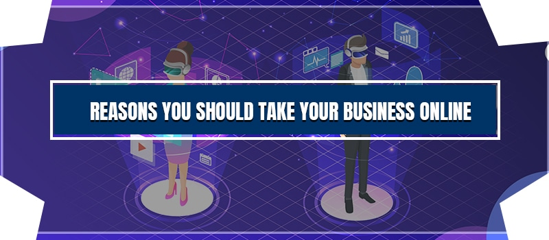 Benifits of online business